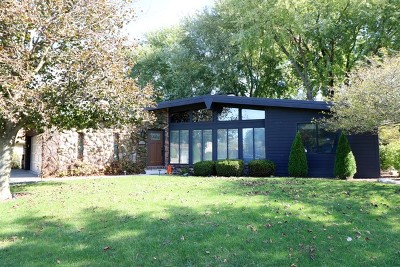 Huntley Single Family Home New: 10320 Cindy Jo Avenue