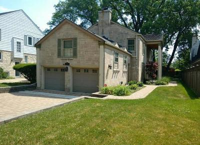 River Forest Single Family Home For Sale: 1503 Monroe Avenue