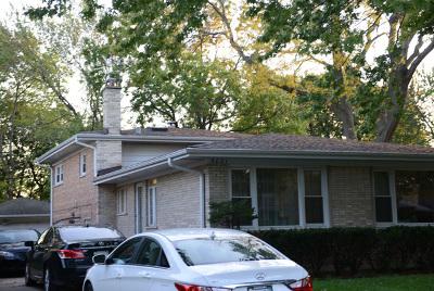 Skokie Single Family Home Contingent: 5021 Harvard Terrace