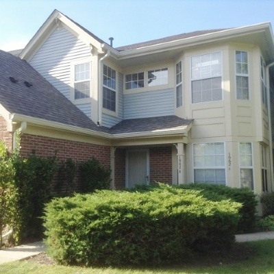 Crystal Lake Condo/Townhouse For Sale: 1662 Penn Court #B