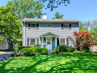 Clarendon Hills Single Family Home Contingent: 268 Coe Road