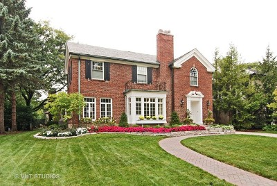 River Forest Single Family Home For Sale: 1022 Park Avenue