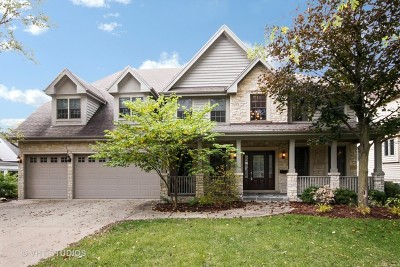 Downers Grove Single Family Home Contingent: 5832 Fairmount Avenue