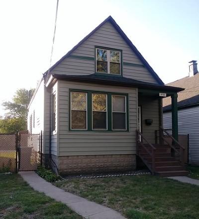 Single Family Home New: 9726 South Kedzie Avenue