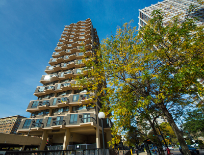 Cook County Condo/Townhouse New: 6166 North Sheridan Avenue #12K