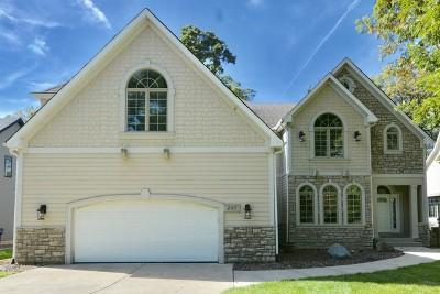 Naperville Single Family Home New: 495 White Oak Drive