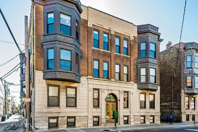 Cook County Condo/Townhouse New: 815 West Addison Street #3F