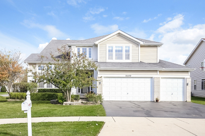 Buffalo Grove Single Family Home Contingent: 2299 Avalon Drive