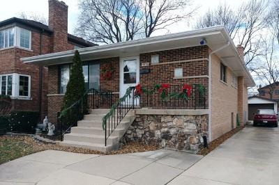 Single Family Home New: 9834 South Hamlin Avenue