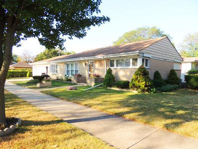 Skokie Single Family Home Contingent: 5001 Harvard Terrace