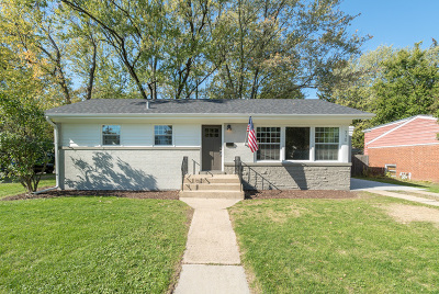 Glen Ellyn Single Family Home New: 710 Western Avenue