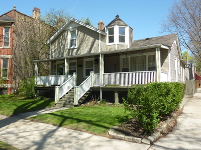 Chicago Multi Family Home New: 2144 West Wilson Avenue