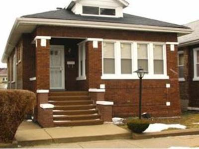 Chicago Single Family Home Re-Activated: 8130 South Throop Street