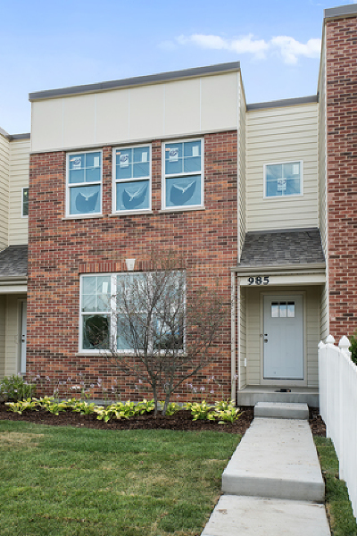 Condo/Townhouse New: 968 Station Boulevard