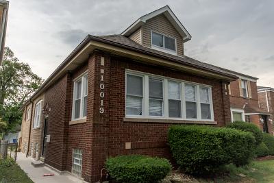 Single Family Home New: 10019 South Vernon Avenue