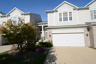 Streamwood Condo/Townhouse Contingent: 1528 Yellowstone Drive