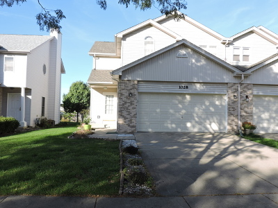 Westmont Condo/Townhouse For Sale: 1028 Beninford Lane