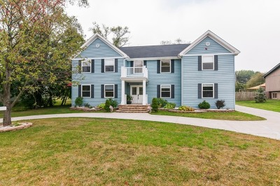 Roselle Single Family Home For Sale: 75 West Turner Avenue