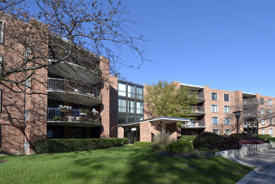 Arlington Heights Condo/Townhouse New: 1405 East Central Road #318C