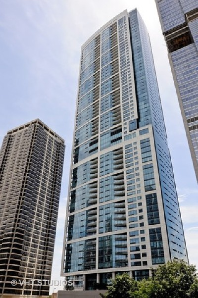 Chicago Condo/Townhouse New: 340 East Randolph Street #3906