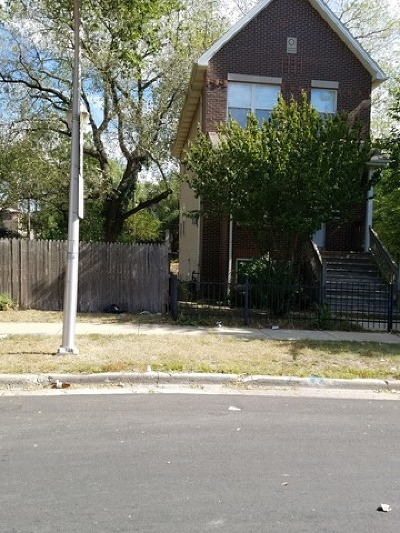 Single Family Home New: 3969 South Langley Avenue