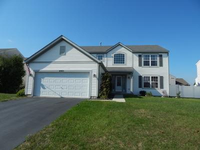 Plainfield Single Family Home New: 2805 Stonebridge Drive
