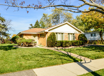 Westchester Single Family Home New: 10906 Windsor Drive