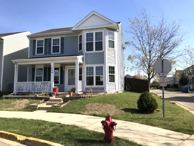 Aurora Single Family Home New: 730 Serendipity Drive