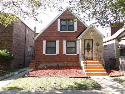 Single Family Home New: 10534 South Eberhart Avenue