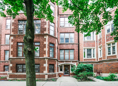 Condo/Townhouse New: 1220 East Hyde Park Boulevard #2