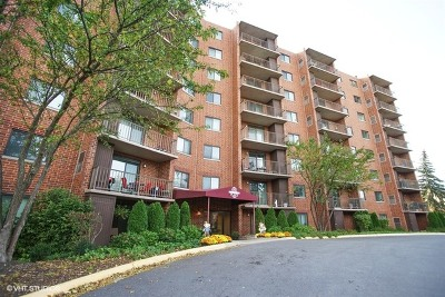 Bloomingdale Condo/Townhouse For Sale: 1 Bloomingdale Place #506