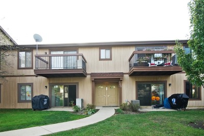 Roselle Condo/Townhouse Contingent: 752 Rodenburg Road #2B