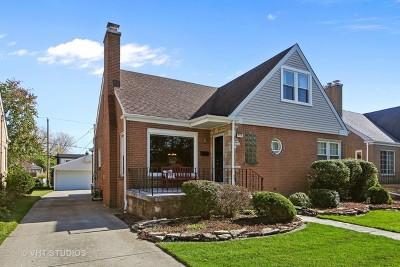 La Grange Park Single Family Home For Sale: 1225 Cleveland Avenue
