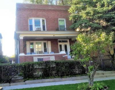 Chicago Multi Family Home New: 4906 North Spaulding Avenue