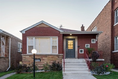 Chicago Single Family Home New: 8452 South Crandon Avenue