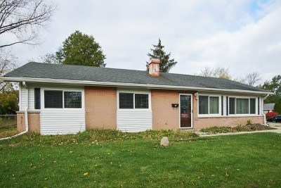 Hoffman Estates Single Family Home For Sale: 440 Lincoln Drive