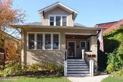 Oak Park Single Family Home For Sale: 1045 Hayes Avenue