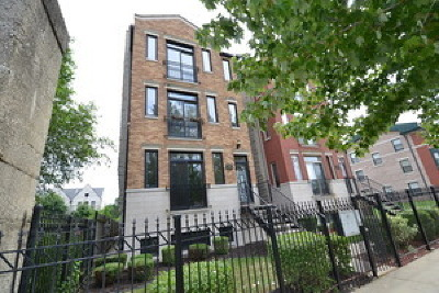 Chicago Condo/Townhouse New: 719 East 41st Street #2