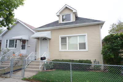 Chicago Single Family Home New: 2714 North Normandy Avenue