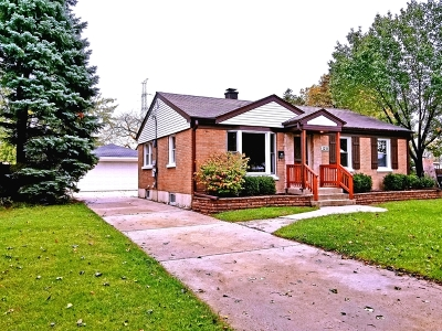 Berkeley Single Family Home For Sale: 1211 Sunnyside Drive