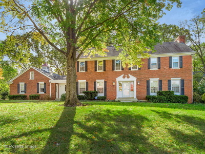 Oak Brook Single Family Home For Sale: 7 Baybrook Lane