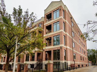 Chicago Condo/Townhouse New: 4029 South Ellis Avenue #4S