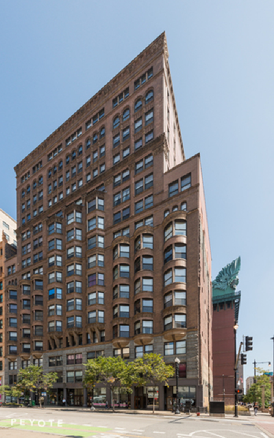 Chicago Rental New: 431 South Dearborn Street #909