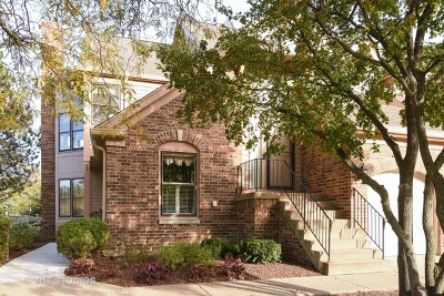 Buffalo Grove Condo/Townhouse Contingent: 71 Willow Parkway