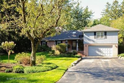 Highland Park Single Family Home For Sale: 450 Clavey Lane