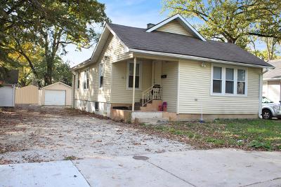 Joliet Single Family Home Price Change: 413 North Briggs Street