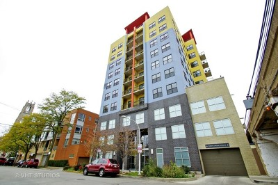 Chicago Condo/Townhouse New: 1122 West Catalpa Avenue #708