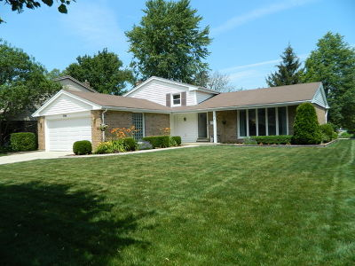 Arlington Heights Single Family Home New: 3246 North Volz Drive West