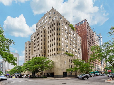 Chicago Condo/Townhouse New: 1155 North Dearborn Street #803