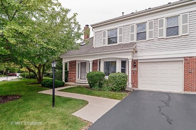Arlington Heights Condo/Townhouse New: 2014 North Charter Point Drive